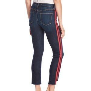 Flying Monkey | Double Striped Denim Jeans